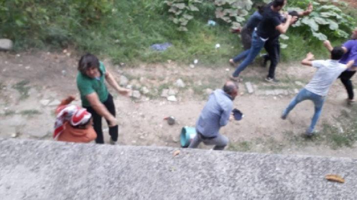 Mevsimlik işçilere saldıranlar serbest bırakıldı