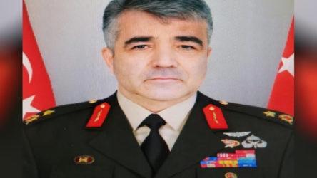 İdlib'de görevi sırasında rahatsızlanan Tuğgeneral Erdoğan yaşamını yitirdi