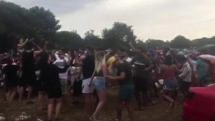 Şile Kaymakamlığından, 2 bin kişilik festivale ilişkin açıklama: 75 bin 908 lira ceza kesildi
