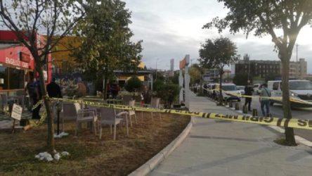 Silivri'de boşanma aşamasında olan koca, eşi ve arkadaşına kurşun yağdırdı