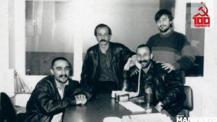 TKH MK üyesi Kemal Parlak yazdı: Kamil Kinkır yoldaşımızın ardından...