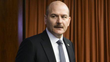 Soylu'dan AYM Başkanı'na: Aldığı komiserlerin yüzde 41'ini FETÖ'den ben ihraç ettim
