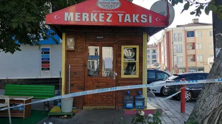 Cinayetlerin ardından 4 taksi durağı kapatıldı