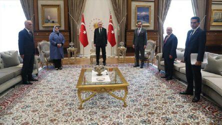 Erdoğan'dan sendika başkanına 'manidar' hediye