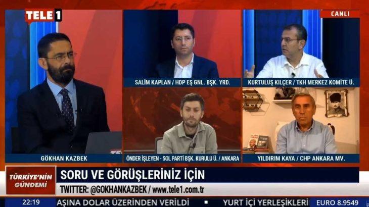 Video Haber | TKH MK Üyesi Kurtuluş Kılçer: AKP iktidarı artık Türkiye'de çoğunluk değil, AKP'nin paniği bu