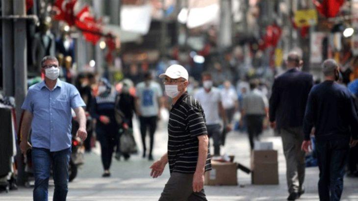 Türkiye'de koronavirüs kaynaklı can kaybı 8 bini aştı!
