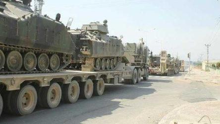 'TSK, Suriye sınırındaki tankları Yunanistan sınırına sevk ediyor' iddiası
