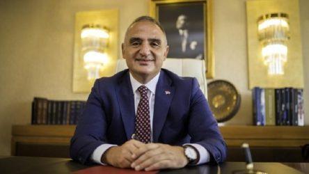 Turizm Bakanı Mehmet Ersoy hakkında ciddi iddialar: FETÖ'cülük, devleti zarara uğratma...