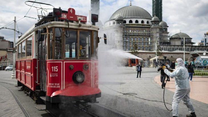Türkiye'de bugün 63 kişi hayatını kaybetti, 1771 yeni vaka tespit edildi