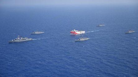 Türkiye'den Yunanistan, İsrail ve AB'ye 'Doğu Akdeniz' notası
