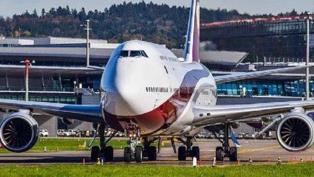Cumhurbaşkanlığı'na ait uçakların 'bakım' fiyatı da dudak uçuklatıyor!