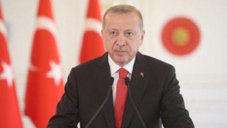 Erdoğan'dan üniversitelerin açılmasıyla ilgili açıklama