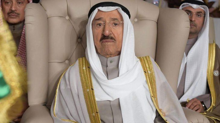 Kuveyt Emiri öldü