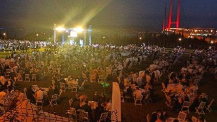 AKP'ye yasak yok: Vekilin oğluna 1500 kişilik düğün!