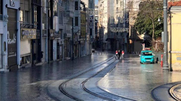 Ipsos araştırması: 10 kişiden 9'u sokağa çıkma yasağı istiyor