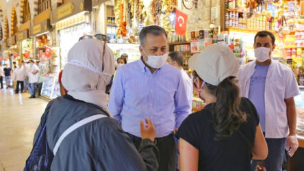 İstanbul Valisi: Allah rızası için dışarı çıkmayın