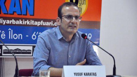 Evrensel yazarı Yusuf Karataş'a 10 yıl 6 ay hapis cezası
