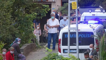 Zonguldak Kilimli'de, 9 yaşındaki çocuk boynundan asılı halde bulundu