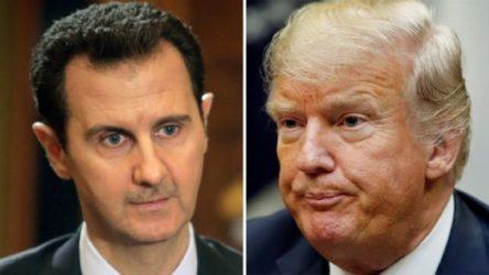 WSJ: Üst düzey Beyaz Saray yetkilisi müzakereler için Şam'a gitti