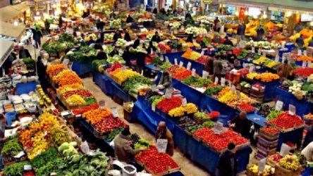 Kur artışlarının ardından gıda fiyatlarındaki artış yüzde 21.5'i buldu