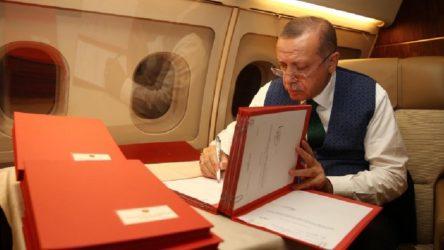Erdoğan 14 özelleştirme kararını imzaladı