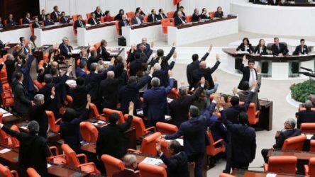 Irak ve Suriye tezkereleri Meclis'e sunuldu