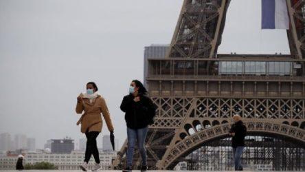 Fransa'da koronavirüs vakalarında rekor üstüne rekor