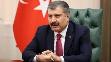 Sağlık Bakanı Koca : Aktif vakaların yüzde 87'si aşıları tamamlanmamış kişiler