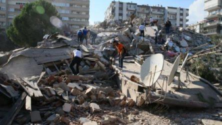 Kızılay: Bayraklı'da yıkılan binalar arasında kızılay binasının olduğu haberi doğru değildir