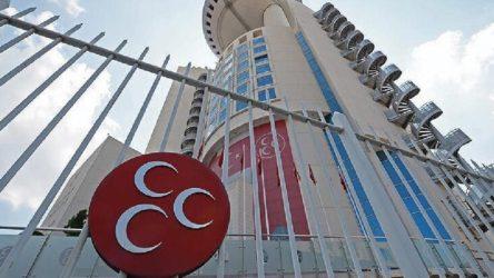 HDP'nin 'Bahçeli' açıklamasına MHP'nin kurumsal hesabından yanıt