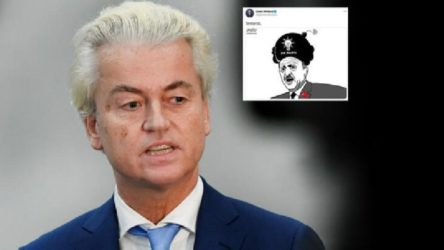 Erdoğan'dan Wilders'e suç duyurusu