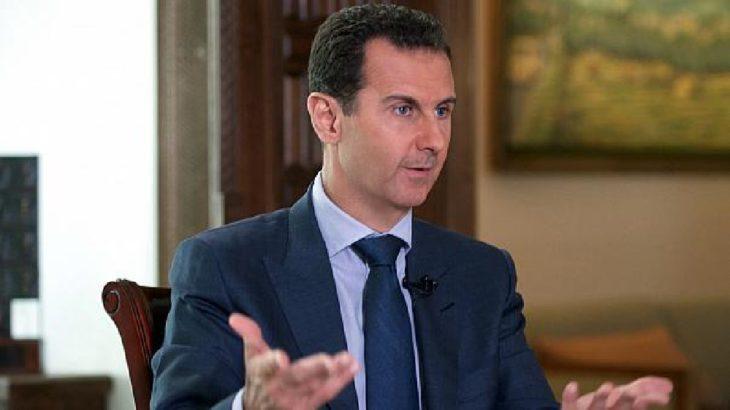 Esad: ABD ve Türkiye, IŞİD yok edildikten sonra Suriye'den gitmezse halk direnişi başlayacaktır