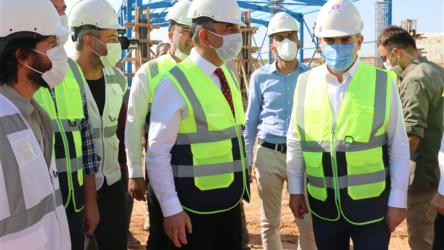 Çinko fabrikasını, Erdoğan'ın milletvekili seçildiği tarihe yetiştirecekler
