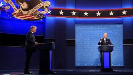 ABD seçimlerinde son anket: Biden 10 puan öne geçti