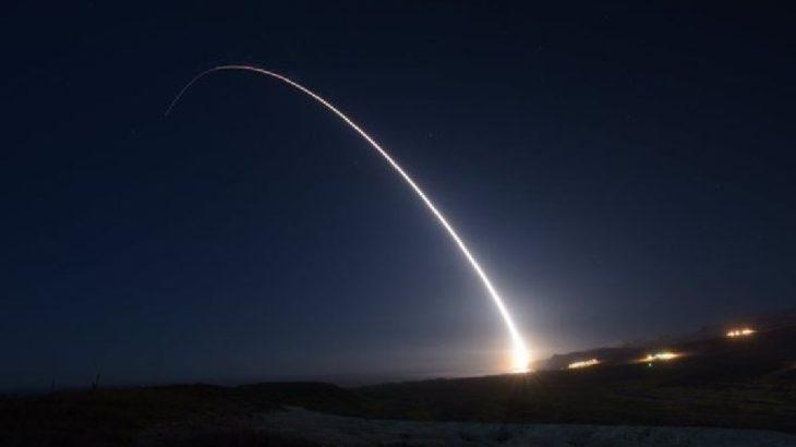 ABD'de seçimler öncesi kıtalararası balistik füze testi