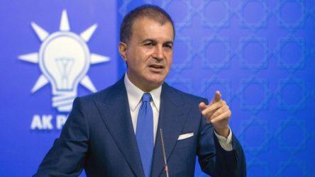 AKP'li Çelik'ten Kılıçdaroğlu'na: Cumhurbaşkanı'nı itham etmesi, Türkiye'nin terörle mücadelesini hedef alan bir provokasyondur