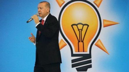 'AKP'nin İstanbul'da 22 ilçe başkanı görevden alındı'