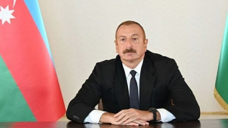 Aliyev: Ermenistan'la ilişkileri normalleştirmeye hazırız