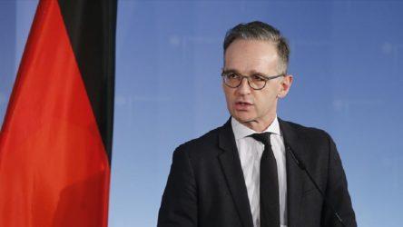 Almanya Dışişleri Bakanı Maas Türkiye ziyaretini iptal etti: Gerekçe 'Doğu Akdeniz'