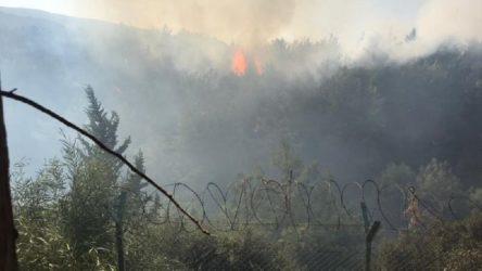 Anamur'da 50 ev boşaltıldı