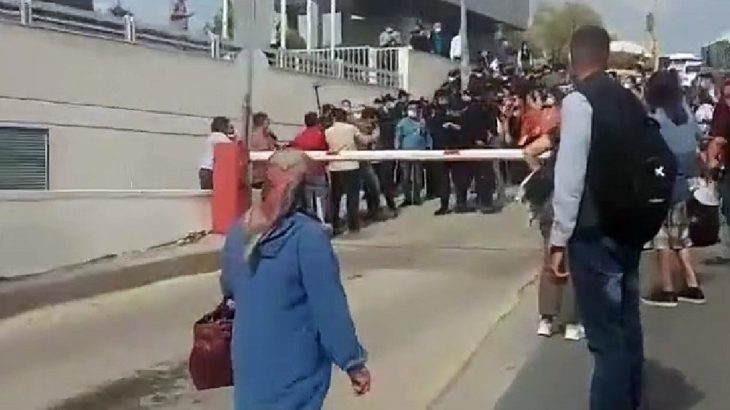 Ankara'da sağlıkçıların basın açıklamasına müdahale: 7 gözaltı