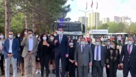 Ankara Barosu Başkanı: 18 bin 600 avukatın seçme ve seçilme hakkı gasp edildi