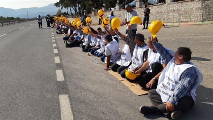 Madenciler, bugün Manisa Valisi ile görüşecek