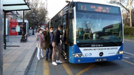 Ankara'da toplu taşımada HES kodu zorunlu hale geldi