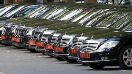 Halka 'yoklukta sabredin' diyen Erdoğan 2021'de yüzlerce araç alacak