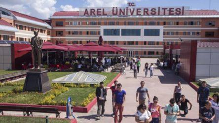 Arel Üniversitesi yönetiminden akademisyenlere hakaret: 'Ahlaksız'
