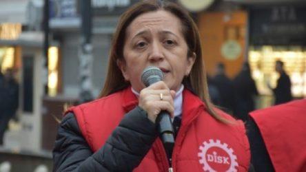 DİSK Genel Başkanı Arzu Çerkezoğlu koronavirüse yakalandı