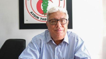 Aydın Tabip Odası Başkanı Covid-19 nedeniyle hayatını kaybetti