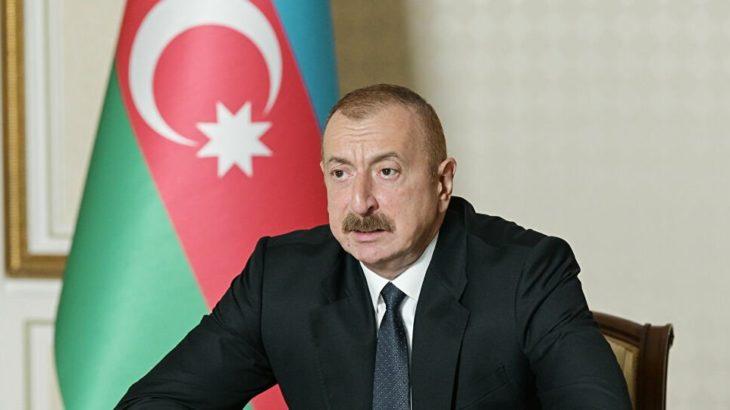 Aliyev: Ermenistan, askerlerini çekerse Ankara da biz de iletişim kanallarını açarız
