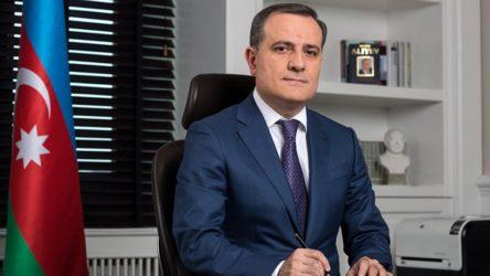 Azerbaycan Dışişleri Bakanı Bayramov Cenevre'ye gidecek